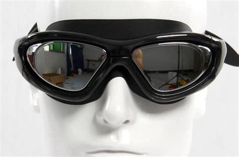 Kacamata Tenis Sport Frame Glasses Limited 1 big frame high quality anti fog uv protection swimming goggles professional waterproof swim