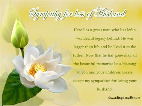 Condolences quotes for loss of husband thecheapjerseys Images