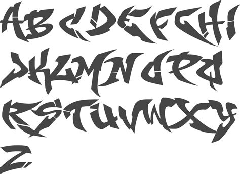free spray paint style font graffiti fonts wildstyle best graffiti collection