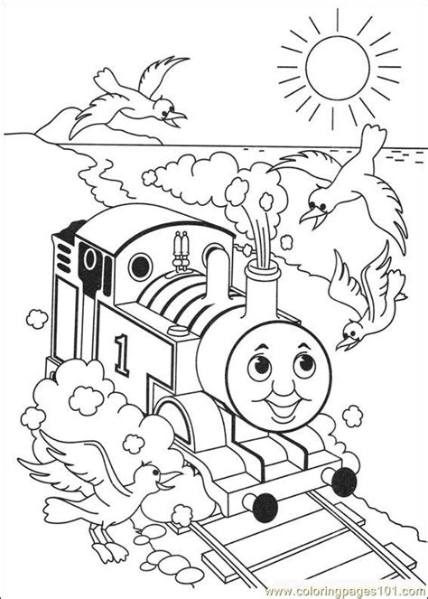 coloring pages thomas and friends 29 cartoons gt thomas