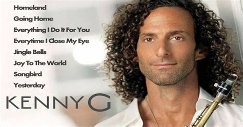 Kenny G Wedding Song List saxophone songs of kenny g kenny g
