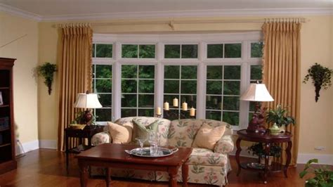 living room bay window bay window kitchen living room bay window treatments