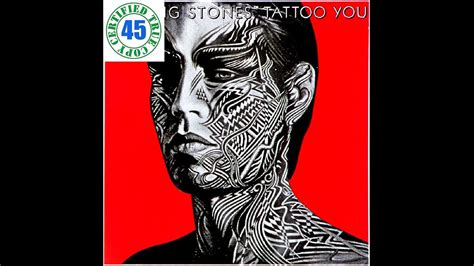 rolling stones tattoo you songs the rolling stones waiting on a friend you