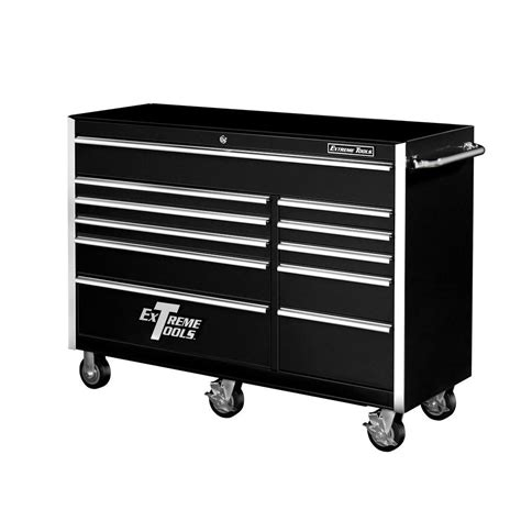 11 Drawer Tool Chest by Husky 46 In 9 Drawer Mobile Workbench With Solid Wood Top
