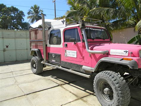 our mobile clinic needs a new jeep razoo