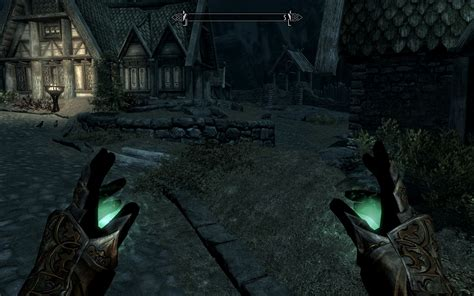 mod game kyuubi power of magnus spell at skyrim nexus mods and community