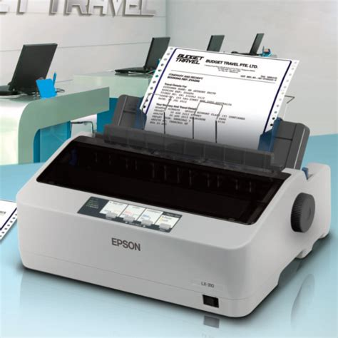 Printer Epson Dot Matrix Terbaru printer epson lx310 harga jual printer epson dot matrix