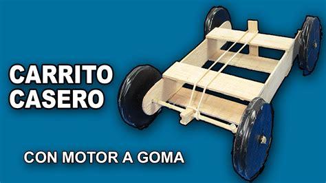 como aser un carro facil de aser c 243 mo hacer el carro como hacer un coche o carro casero de madera con motor a