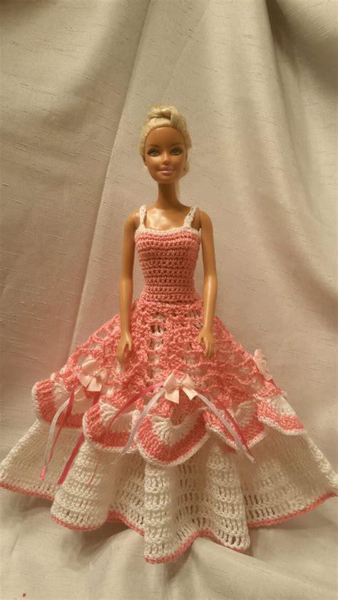 fashion doll etsy crochet dress crochet doll clothes fashion