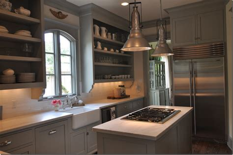 fieldstone kitchen cabinets a gray gray cabinets mine and sally wheat s