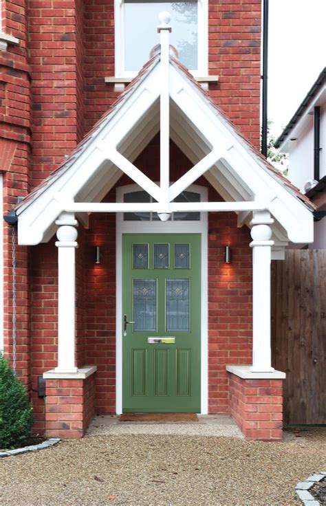 Gorgeous Period Reproduction Front Doors By Todd Doors
