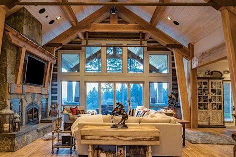 home tour anne hepfer s rustic modern lake house lakes designers 353 best barns dream homes images on pinterest