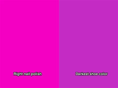 people are losing it over a nail polish and shoe photo business the net is losing it over this nail polish and shoe