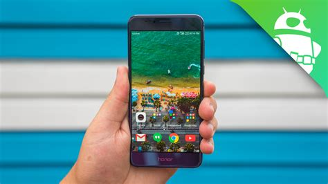 Android Authority by Honor 8 International Giveaway Android Authority