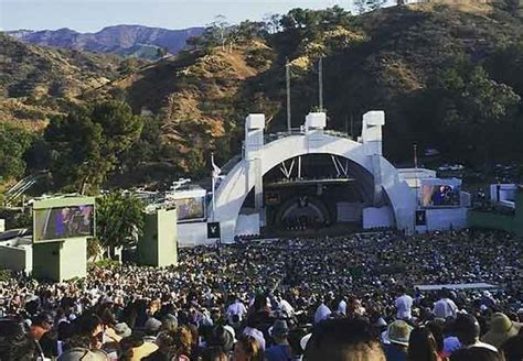 hollywood bowl seating chart q1 hollywood bowl seat views section by section