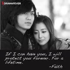 yoo eun soo ~ faith | my favorite drama/movie quotes