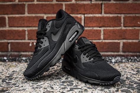 Sale Nike Air Max 90 Ultra Br Black nike air max 90 ultra br black sneaker bar detroit