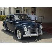 Real People Stories  1941 Chrysler Windsor