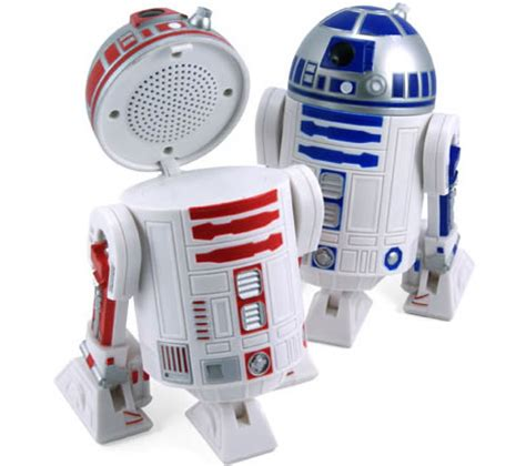 Star Wars Computer Desk Star Wars R2 D2 Desktop Speakers