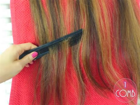 how to wash clip in hair extensions beautiesmoothie how to wash clip in hair extensions