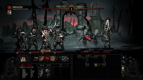 acclaimed gothic horror rpg darkest dungeon s first