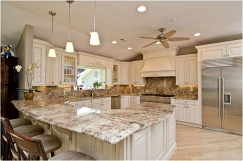 kitchen ideas with cream cabinets cream kitchen cabinets marceladick com