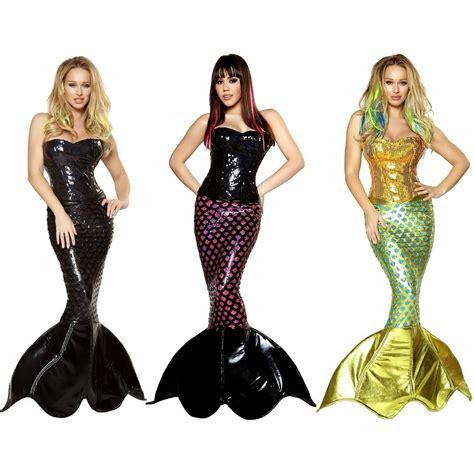 ebay halloween costumes mermaid costume adult sexy halloween fancy dress ebay