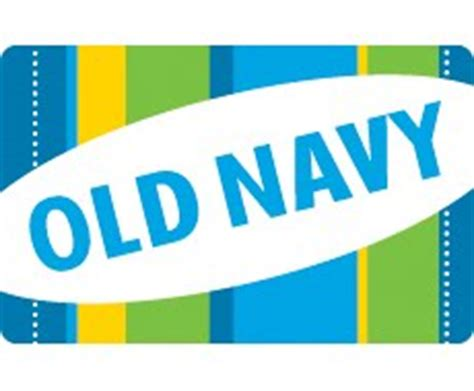 Old Navy Gift Card Discount - old navy 75 off clearance sale 20 off any item southern savers