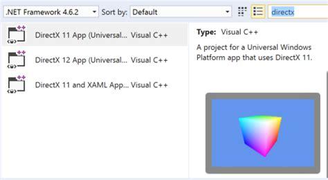 development and debugging visual studio