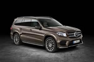 Gls Mercedes Suv 2017 Mercedes Gls Look Motor Trend