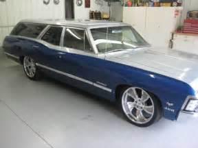 1967 chevy impala wagon