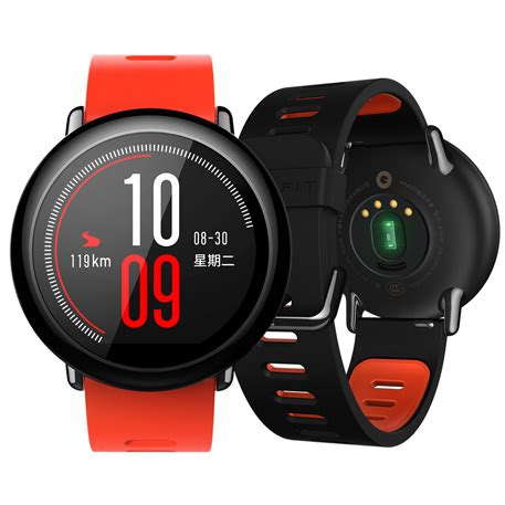 Smartwatch Amazfit xiaomi amazfit smartwatch orange specifications