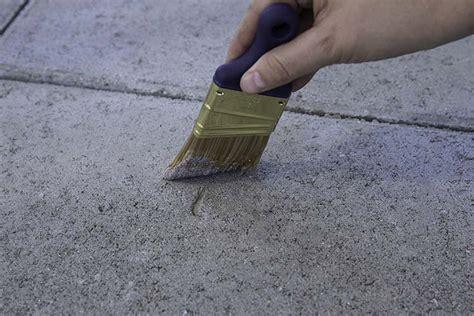 using granite grip to renew your concrete patio