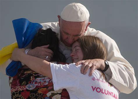 imagenes hola papa 161 adi 243 s papa francisco las mejores im 225 genes de su visita a