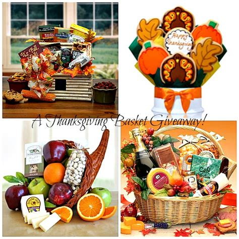 win a beautiful thanksgiving basket kid friendly things to do com kid friendly - Thanksgiving Basket Giveaway Ideas