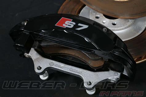Audi V8 Bremsscheiben Vorne by Audi A7 S7 4g V8 Brembo Bremsanlage Vorn Bremsscheiben