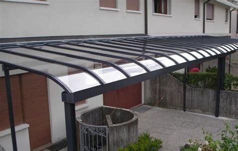coperture terrazzi in policarbonato coperture su misura a roma in alluminio ferro o
