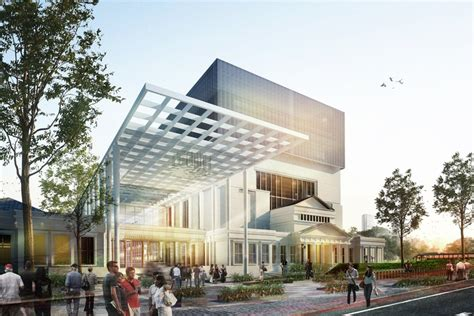 indonesian heritage design museum nasional indonesia aboday archdaily