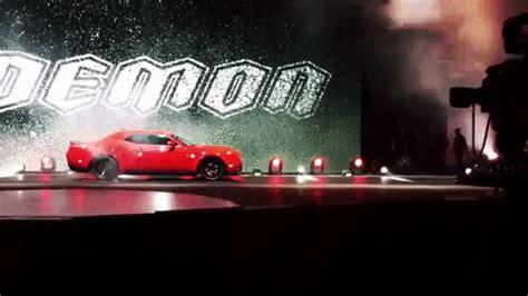 [video] 2018 dodge challenger srt demon: an 840 hp monster