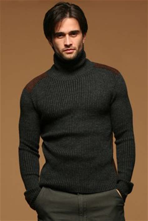 16689 Brown Turtle Neck Sweater 25 best ideas about mens turtleneck on
