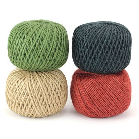 colored twine colored jute twine materials