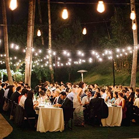 commercial grade string lights outdoor brightech ambience pro commercial grade outdoor light