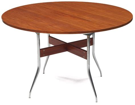 1950s mid century george nelson dining table