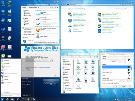 themes for windows 7 starter 32 bit windows 7 lite edition 32 64 iso free download