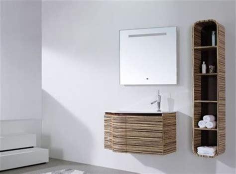 Modern Unique Bathroom Vanities Unique 35 5 Quot Modern Bathroom Vanity Set With Curvy Front