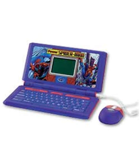 spiderman laptop childrens computer review, compare
