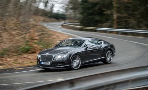 bentley continental gt 2015 car and driver