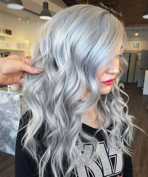 silver and blond hair colors best 20 silver blonde hair ideas on pinterest