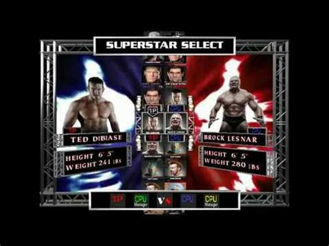 wwe 12 mod pc game wwe 12 pc gameplay azym youtube