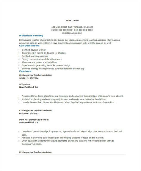 29 basic resume templates pdf doc free